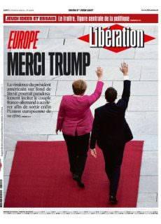 Libération du Jeudi 1 Juin 2017