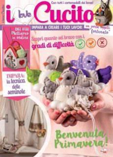 I Love Cucito N.16 – Maggio-Giugno 2017