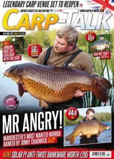 Carp-Talk – Issue 1174 – 16-22 May 2017
