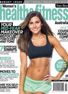 Women's Health & Fitness Australia — July 2017