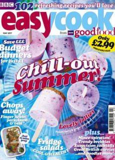 BBC Easy Cook UK – Issue 102 – May 2017