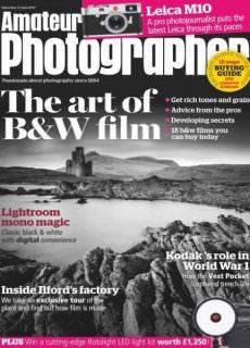 Amateur Photographer — 3 June 2017