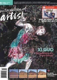 International Artist – Issue 115 – June-July 2017