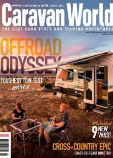 Caravan World — Issue 564 2017