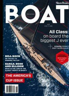 Boat International US Edition — June 2017