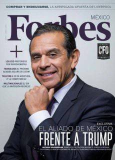 Forbes Mexico – Mayo-Junio 2017