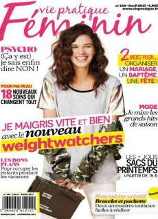Vie Pratique Féminin – Avril 2017
