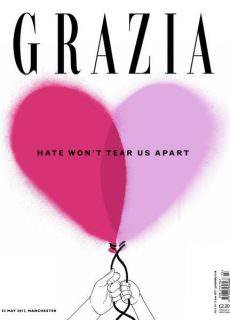 Grazia UK — Issue 630 — 5 June 2017