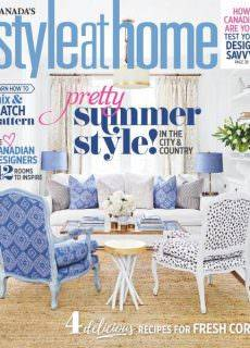 Style at Home Canada — July 2017