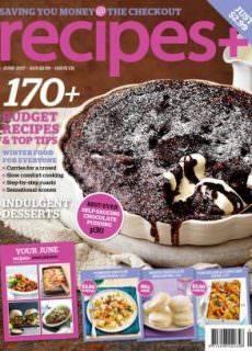 recipes+ Australia – June 2017