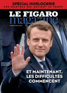 Le Figaro Magazine – Vendredi 12 Mai 2017