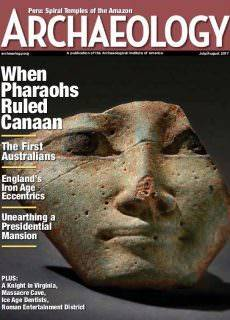 Archaeology – August 2017