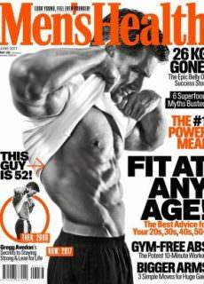 Men's Health South Africa – June 2017