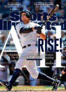 Sports Illustrated USA – May 15-22, 2017