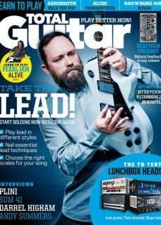 Total Guitar – June 2017