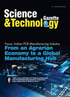 Science & Technology Gazette – May 2017