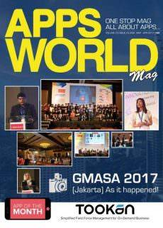 Apps World Mag – February-March-April 2017
