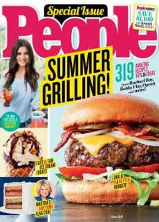 People USA Special Issue — Summer Grilling — June 2017