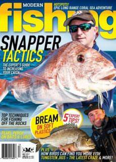 Modern Fishing – Issue 81 – May 2017
