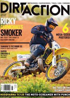 Dirt Action – Issue 214 – May 2017