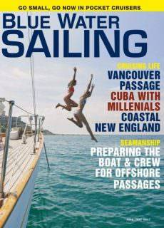 Blue Water Sailing — June-July 2017