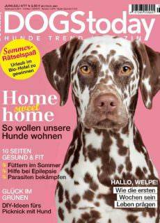 DogsToday – Juni-Juli 2017