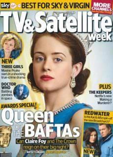TV & Satellite Week – 13-19 May 2017