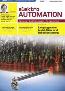Elektro Automation – Nr.5 2017