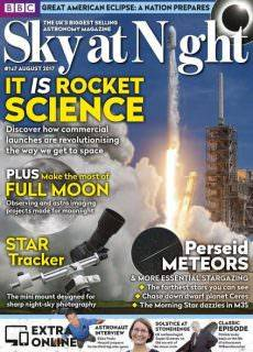 BBC Sky at Night Issue 147 August 2017