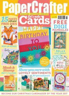 Papercrafter Issue 111 2017