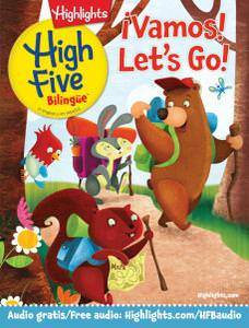 Highlights High Five Bilingue May 2017