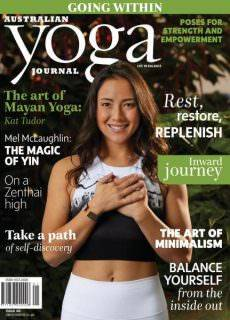 Australian Yoga Journal — July 2017
