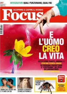 Focus Italia N.297 — Luglio 2017