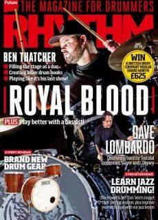 Rhythm Issue 270 August 2017