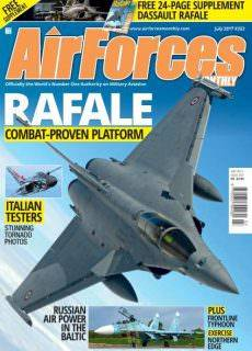 AirForces Monthly July 2017
