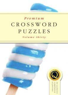 Premium Crossword Puzzles Issue 30 2017