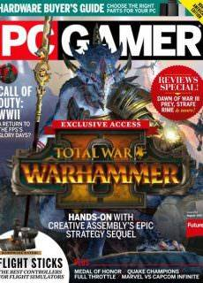 PC Gamer USA Issue 294 August 2017