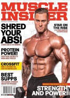 Muscle Insider August September 2017