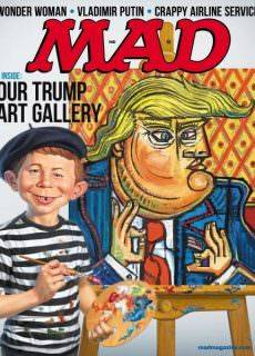 MAD Magazine Issue 547 October 2017