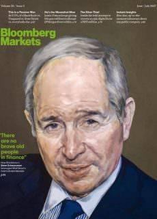 Bloomberg Markets Magazine June July 2017