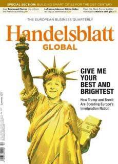 Handelsblatt Global Edition Summer 2017