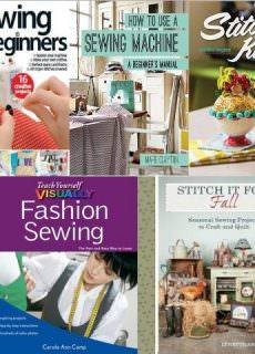 Sewing For Dummies – Jan Saunders Maresh