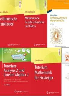 Jörg Neunhäuserer Schöne Sätze der Mathematik: Ein Überblick mit kurzen Beweisen