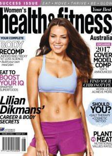 Womens Health and Fitness August 2017