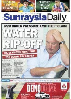 Sunraysia Daily — July 26, 2017