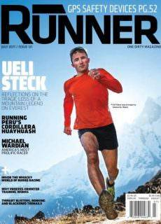 Trail Runner Issue 121 July 2017
