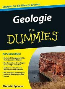 Alecia M. Spooner Geologie für Dummies