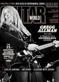 Guitar Tricks Insider — July-August 2017