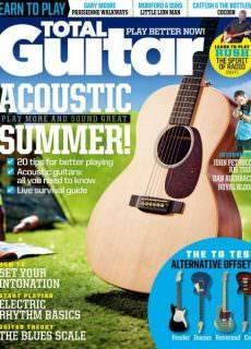 Total Guitar August 2017