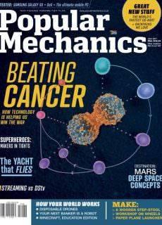 Popular Mechanics South Africa July 2017